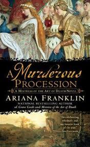 A Murderous Procession / The Assassin's Prayer mystery novel by Ariana Franklin