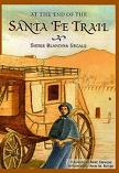 1999 cover for 'At the End of The Santa Fe Trail' diary/memoir book by Sister Blandina Segale