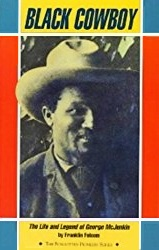 Life and Legend of George McJunkin biography by Franklin Folsom - bold cover