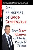 Seven Principles of Good Government book by Gary Johnson