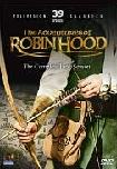 Adventures of Robin Hood 1955-60 TV series on DVD