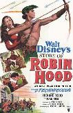 Walt Disney's Story of Robin Hood and His Merrie Men 1952 movie poster