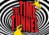 color title for 'The Time Tunnel' TV series, 1966-67