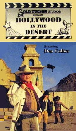'Hollywood In The Desert' promo video from Old Tucson Studios