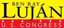 U.S. Congress N.M. 3rd District Democratic incumbent Ben Ray Luján campaign website