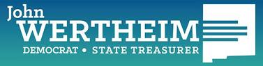 attorney John Wertheim [Dem] is running for State Treasurer in 2014