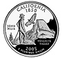 California state quarter of 2005