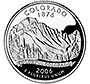 Colorado state quarter of 2006