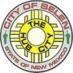 seal of the City of Belén in New Mexico (color)