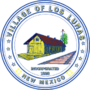 official seal of the Village of Los Lunas, New Mexico