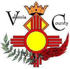 color seal of Valencia County, New Mexico [est. 1852]