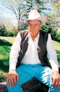 Western author Max Evans